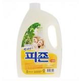 Кондиционер для белья с ароматом мимозы Pigeon Yellow Mimosa Softener 2500 мл