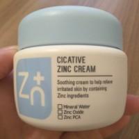 Обзор: Минеральный крем с оксидом цинка и цинковой солью A'PIEU Cicative Zinc Cream