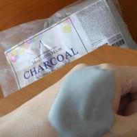 Обзор: Альгинатная маска с древесным углем Anskin Modeling Mask Charcoal