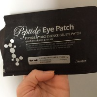 Обзор: Гидрогелевые патчи для глаз с пептидами Anskin Peptide Hydro Essence Gel Eye Patch