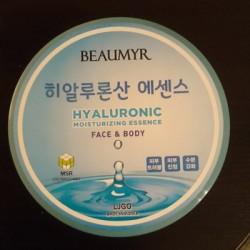 Обзор: Гиалуроновая эссенция для лица и тела Juno Beaumyr Hyaluronic Moisturizing Essence