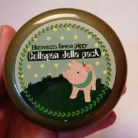 Обзор: Маска-желе с коллагеном Elizavecca Green Piggy Collagen Jella Pack