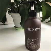 Обзор: Восстанавливающая маска-бальзам для волос с кератином Floland Premium Silk Keratin Treatment