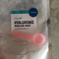 Обзор: Альгинатная маска с гиалуроновой кислотой Lindsay Premium Hyaluronic Modeling Mask Pack