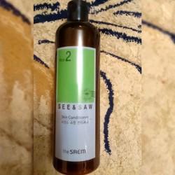 Обзор: Лосьон-кондиционер для проблемной кожи The Saem See & Saw Skin Conditioner