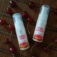 Обзор: крем и сыворотка для сухой кожи с вишней Ottie Acerola All Day Shield Cream и Keeping Serum