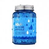Увлажняющая сыворотка для лица Scinic Aqua All In One Ampoule