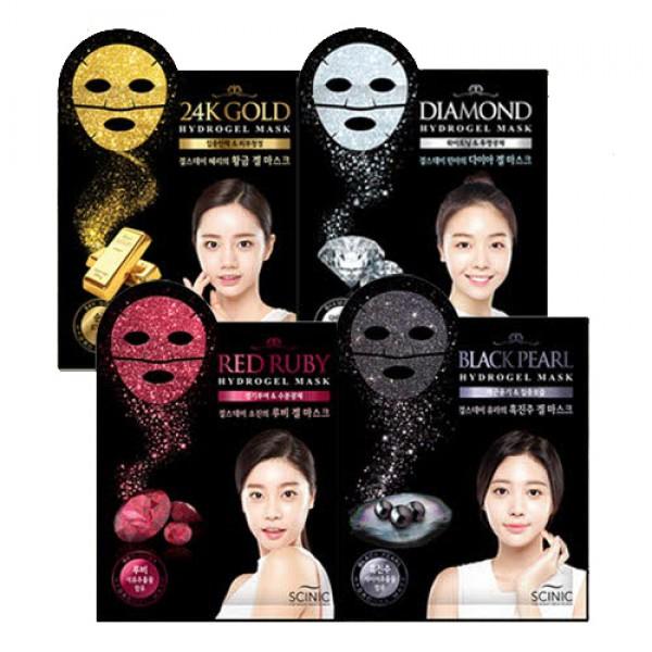 Гидрогелевая маска для лица Scinic Luxury Hydrogel Mask