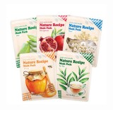 Маска-салфетка для лица Secret Key Nature Recipe Mask Pack