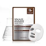 Улиточная маска-салфетка для лица Secret Key Snail Intensive Mask Pack