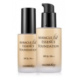 Тональный крем Secret Key Miracle Fit Essence Foundation SPF35/PA++