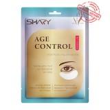 Тканевая маска-патч для глаз с черной икрой и коллагеном Shary Age Control Eye Mask