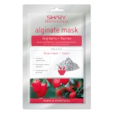 Альгинатная маска с ягодами годжи и таурином Shary Alginate Mask Goji Berry + Taurine