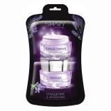 Маска-гоммаж для лица и шеи с лавандой Shary Charm Gommage Mask Lavender