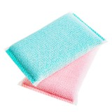 Набор губок для мытья посуды Sungbo Cleamy Crystal Scrubber - 2 шт