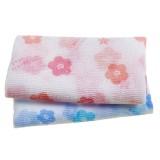 Мочалка для душа Sungbo Cleamy Clean & Beauty White Pattern Shower Towel