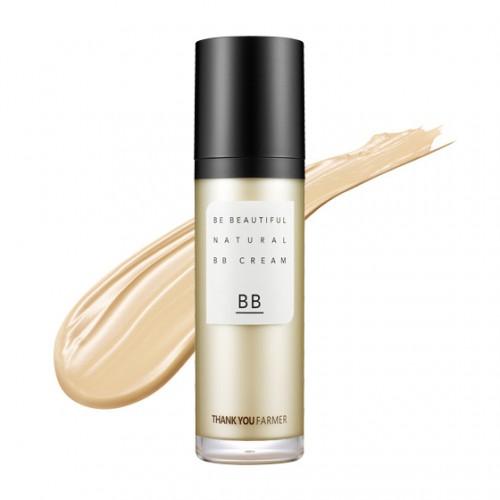 BB крем с естественным покрытием Thank You Farmer Be Beautiful Natural BB Cream SPF30/PA++