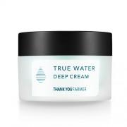 Глубоко увлажняющий крем Thank You Farmer True Water Deep Cream