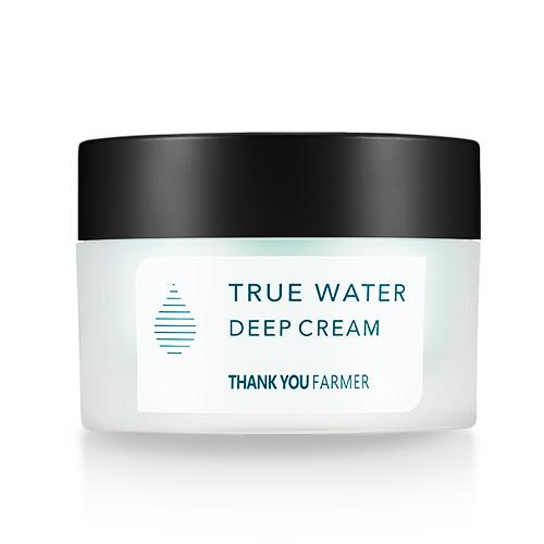 Глубоко увлажняющий крем Thank You Farmer True Water Deep Cream в Иркутске