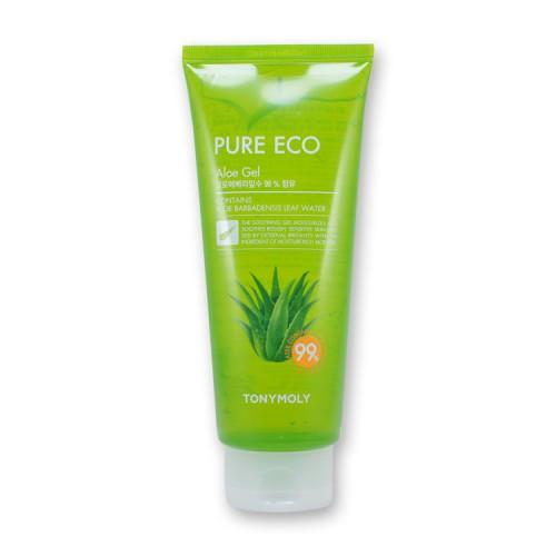 Универсальный гель с алоэ Tony Moly Pure Eco Aloe Gel 99% в Иркутске