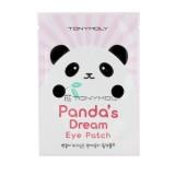 Локальная маска для глаз против темных кругов Tony Moly Panda's Dream Eye Patch
