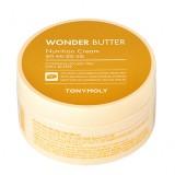 Универсальный питательный крем с маслом ши Tony Moly Wonder Butter Nutrition Cream