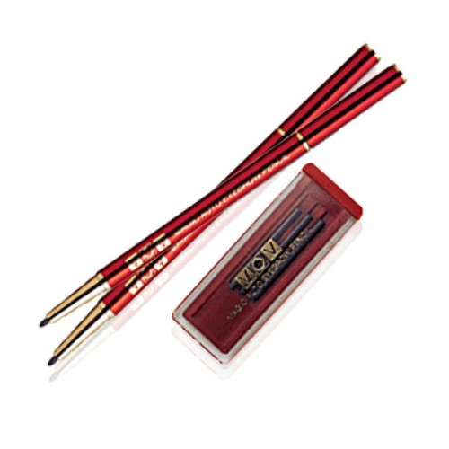 Карандаш для бровей автоматический с запасным блоком VOV Magic Auto Eyebrow Pencil в Иркутске