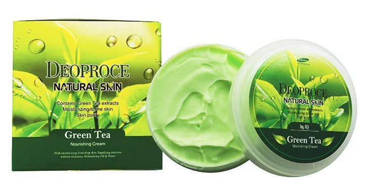 Купить Универсальный крем с зеленым чаем Deoproce Natural Skin ...