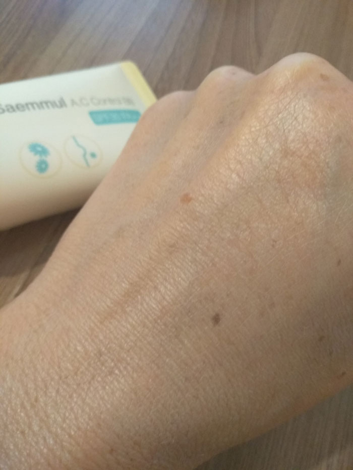 Обзор: BB крем для проблемной кожи The Saem Saemmul A.C Control BB SPF30 PA++